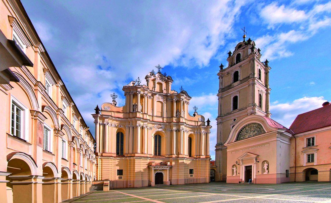 Vilnius. Ein Reisebericht aus dem Baltikum.