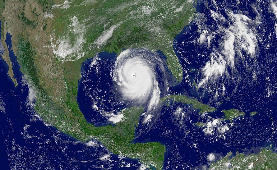 Wie entstehen Hurrikans?