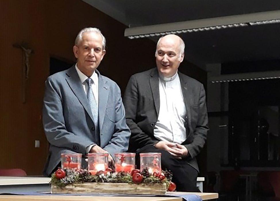 Walter Odekerken wird unser neuer Schuldirektor!