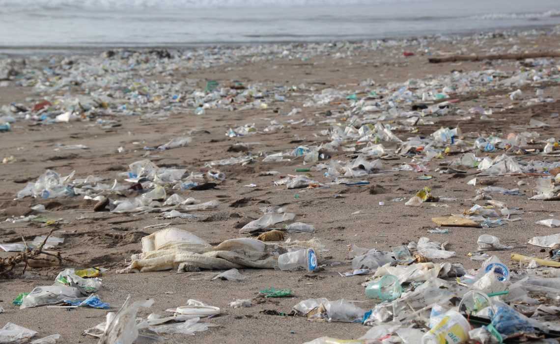 Boom – Plastikmüll ist eine Zeitbombe!