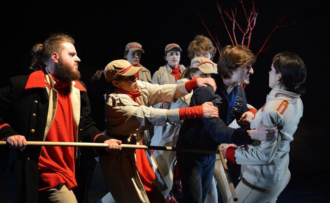 """Theater Total kommt mit """"WAS IHR WOLLT"""" nach Bonn!"""