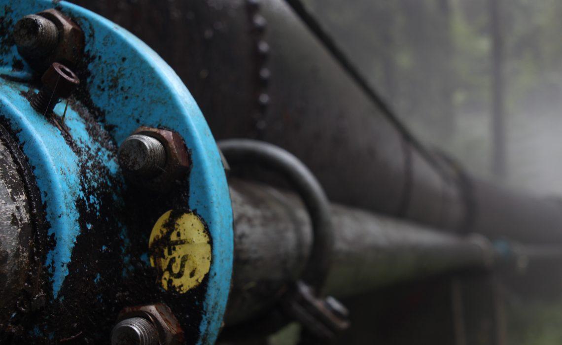 Fluch oder Segen? – Bau einer Pipeline durch westaustralisches Riff