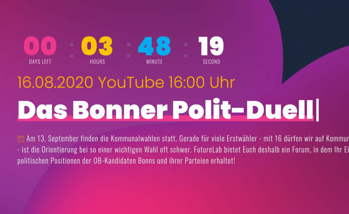 POLIT-DUELL. LIVE STREAM.